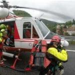 Incidente mortale a Rovegno, morto motociclista di 27 anni