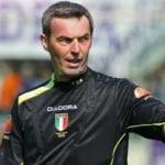 Calcio – E' morto Stefano Farina, ex arbitro ligure