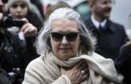 Laura Biagiotti in fin di vita, accertamenti per morte cerebrale