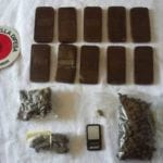 Arezzo – Spaccia hashish e marijuana, 42enne in manette