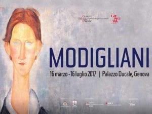 Modigliani a Palazzo Ducale, tutti falsi i quadri sequestrati