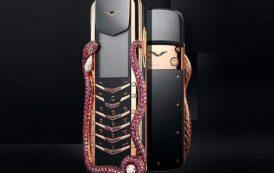 Vertu Cobra, il telefonino di lusso che viene consegnato in elicottero