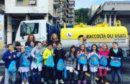 A Genova arriva CircOLIamo, la campagna educativa degli Oli Usati