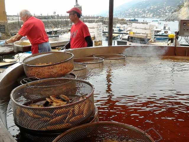 Torna la Sagra del Pesce a Camogli