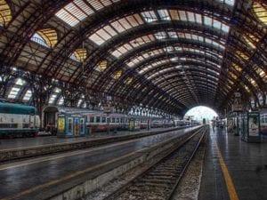 aggressione alla stazione di Milano Centrale