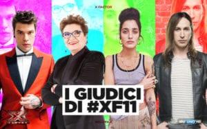 Vecchi e nuovi volti tra i giudici di X Factor
