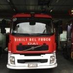 Taggia, incendio in abitazione in via Marco Polo. Aurelia riaperta