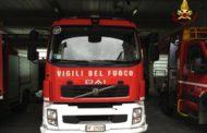 La Spezia, pompieri domano incendio a Melara. Fiamme si dirigevano verso la ferrovia