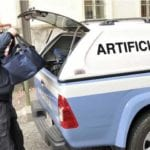 Livorno – Trovata auto con quattro esplosivi, arrestato il conducente