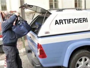 Rapallo, valigia sospetta in via Bolzano: scatta l'allarme bomba