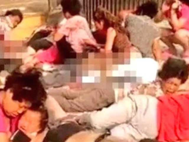 Esplosione davanti ad un asilo in Cina, almeno 7 morti