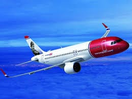 Norwegian Air introduce i voli low cost a lunga tratta