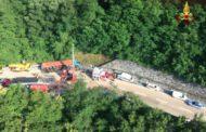 Autostrada A7 Genova-Milano chiusa tra Busalla e Bolzaneto per incidente
