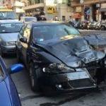 Genova – Grave incidente a Marassi, motociclista in codice rosso