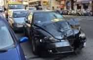 Genova - Grave incidente a Marassi, motociclista in codice rosso