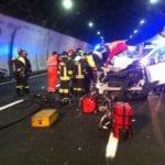 A26, grave incidente dopo Masone: 45enne operato d'urgenza, rischia la vita