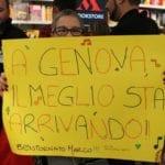 """Marco Carta incontra i fan a Genova con """"Tieniti Forte"""""""