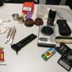 Controllo sul territorio, due arresti per spaccio di droga