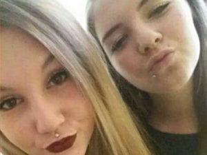 Le due giovani scomparse a Nervi la scorsa settimana