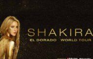 Musica - Per Shakira sarà El Dorado World Tour. In Italia il prossimo 3 dicembre