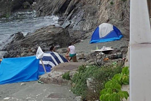 Genova Caricamento, all'orizzonte almeno 8 mesi senza parcheggi delle moto