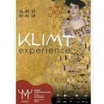 Arte – Le opere di Gustav Klimt in una mostra multimediale a Milano