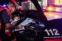 Barcellona, treno non riesce a frenare e si schianta contro la banchina: 48 feriti