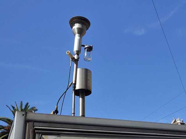 Ponte Morandi - Centraline della Rete Civica controlleranno la qualità dell'aria in tempo reale