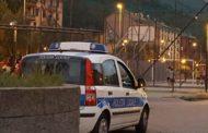 Staglieno - Controlli delle forze dell'ordine sulla Piastra
