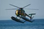 Noli, ferito avvistato da elicottero della Guardia di Finanza su una scogliera: salvato
