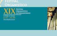 Il XIX Festival Organistico Internazionale approda a Bordighera