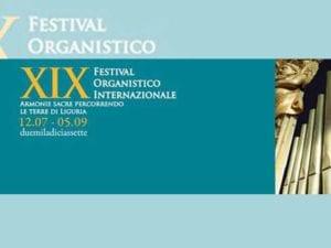 Festival Organistico Internazionale, a Rapallo in scena i compositori francesi