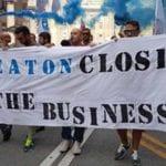 Gitiesse, si interrompe la trattativa tra sindacati e azienda: ancora scioperi e presidi