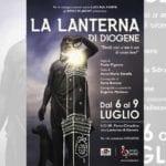 """Luci sul Forte, dal 6 al 9 luglio arriva """"La lanterna di Diogene"""""""