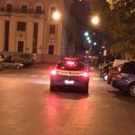 """Marassi – Controlli e """"passaggi"""" della polizia in piazza Galileo Ferraris"""