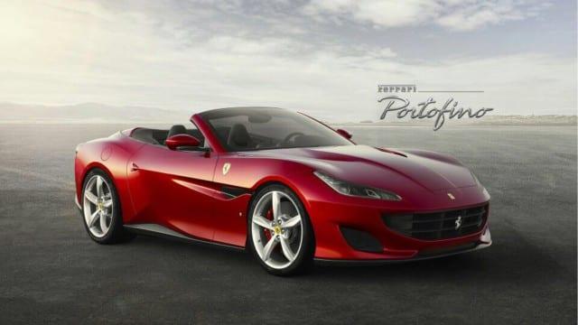 La Ferrari svela la nuova Gran Turismo G8 Portofino