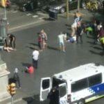 Barcellona – Feriti 3 italiani nell'attentato con il furgone nella Rambla