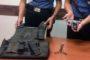 Cairo, 33 piantine di marijuana nascoste negli zaini: due denunce