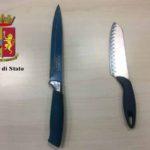 Genova, armato di coltelli danneggia i locali in piazza Lavagna: arrestato