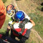16enne ha un malore durante un'escursione, intervento dell'elicottero