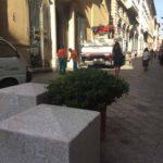 Blocchi di granito e fioriere, cambia la protezione antiterrorismo a Genova