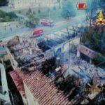 Millesimo – Incendio distrugge il monastero del 1200