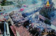 Millesimo - Incendio distrugge il monastero del 1200