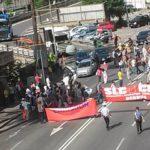 """Ericsson – Manifestazione blocca il traffico nel ponente di Genova e """"marcia"""" sul centro"""