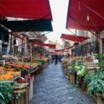 Palermo, commerciante ucciso a sangue freddo tra le bancarelle del mercato del Capo