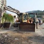 Pegli – Dopo la pulizia del torrente Varenna arrivano gli sgomberi