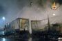 Genova - Nuovo incendio a Ponte Somalia, bruciano tre rimorchi posteggiati