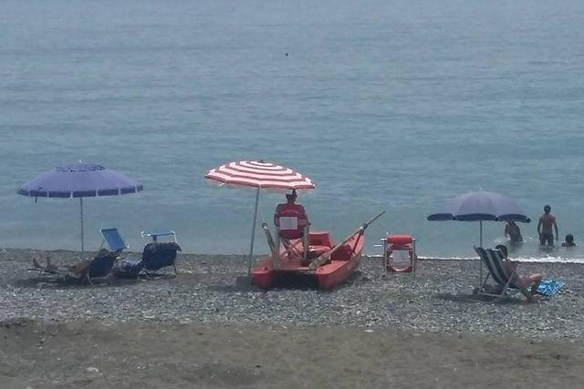 Voltri - Fanghella: nessuna inadempienza del Comune per la spiaggia