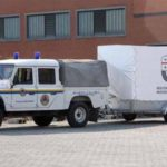Nubifragio a Livorno, da Genova partono 30 volontari della Protezione Civile
