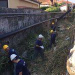 Loano, avviato il programma per la pulizia di torrenti, rii e tombini